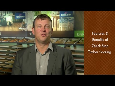 Features & Benefits of QS Timber flooring