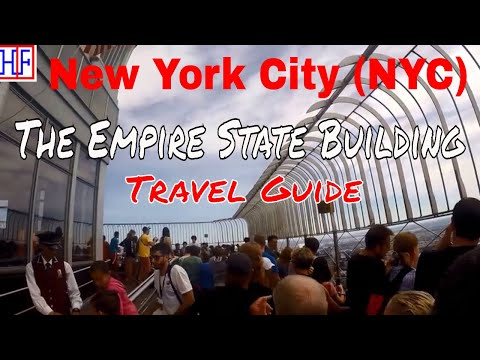 Video New York City (NYC) | The Empire State Building | Tourist Attractions | Episode# 15