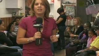 Violencia Domestica Maria Santana Mega TV