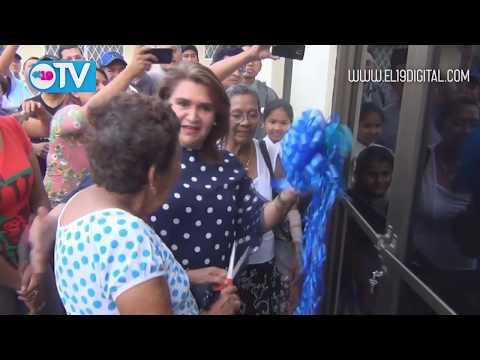 Familias de Nindirí inauguran Sala de emergencias
