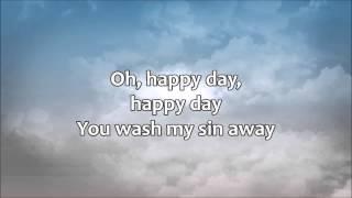 Oh, Happy Day - Fee (with lyrics)
