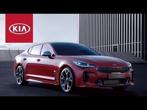 Kia  Stinger Лифтбек класса D - рекламное видео 5