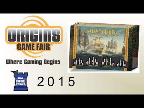 Origins Summer Preview: Sails of Glory