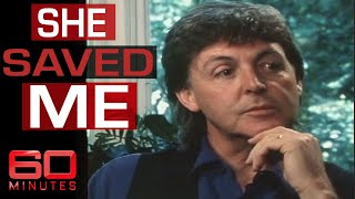 The woman who saved Paul McCartney | 60 Minutes Australia