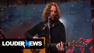 Chris Cornell Just Played Acoustic Versions Of 'Black Hole Sun', 'Higher Truth' And 'The Promise'