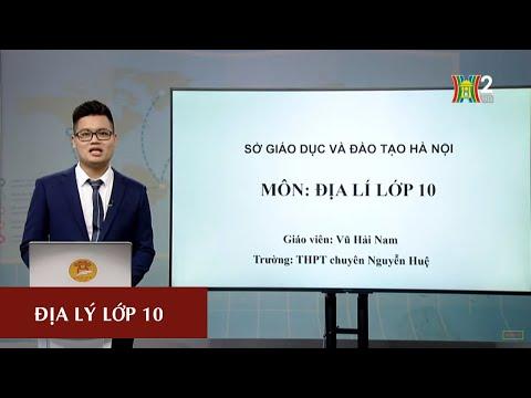 MÔN ĐỊA LÝ - LỚP 10 | ĐỊA LÝ CÁC NGÀNH CÔNG NGHIỆP | 15H00 NGÀY 19.03.2020 (Dạy học trên truyền hình Hà Nội)