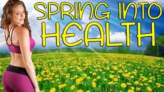 Spring into Health with Health Tips from Certified Holistic Health Coach Psychetruth