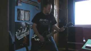 Accept - Losers and Winners (guitar cover)