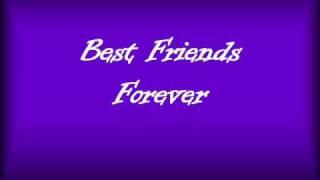 Best Friends Forever KSM lyrics