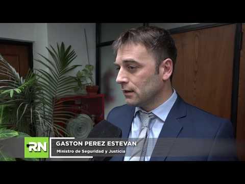 Gastón Pérez Estevan, violencia de genero