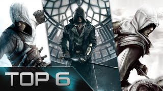 Top 6: Assassin
