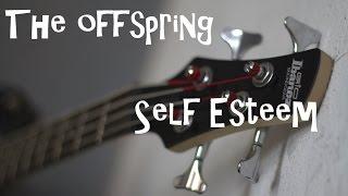 The Offspring - Self Esteem - Bass (Tutorial)