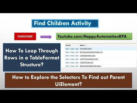 JSON Parse UI Path Part-2 Uipath tutorials for beginners
