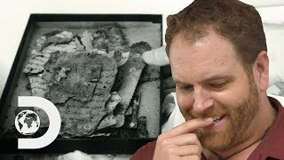 Deciphering The Oldest Original Copy Of The 10 Commandments | Expedition Unkown