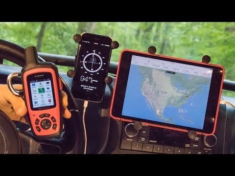 Gaia GPS for the Aimless Overlander
