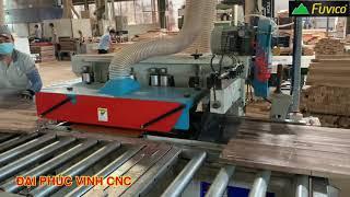 MÁY CƯA RONG LIPSO NHIỀU LƯỠI FE-320/6 Đài Loan Bán Chạy nhất Thị trường Việt Nam