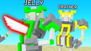 BEATING JELLY In Clone Drone In The Danger Zone!