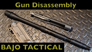 How To Change M4 Carbine Barrel