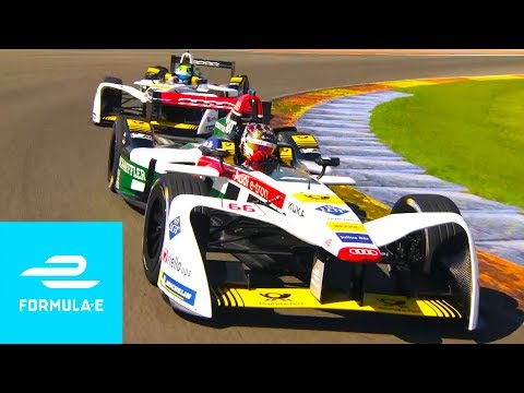 Inside Audi's New Formula E Car