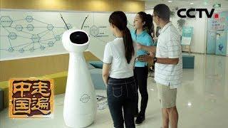 《走遍中国》系列片《人工智能改变生活》 智能支付:当智能消费时代来临 你准备好了吗?(2)20190521 | CCTV中文国际