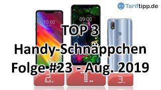 Günstige Handy / August 2019