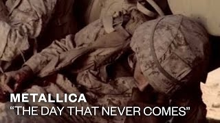 Metallica - The Day That Never Comes онлайн
