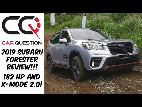 2019 Subaru Forester Review | FULL REDESIGN and X-MODE 2.0!
