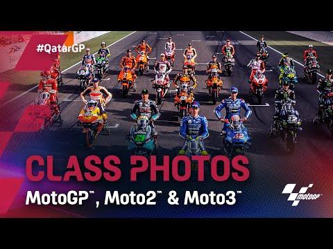 MotoGP 2021シーズン開幕!各クラスのライダー紹介動画