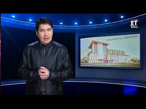 [Erwin Tulfo]  KAUNA-UNAHANG OSPITAL PARA SA MGA OFW ITATAYO