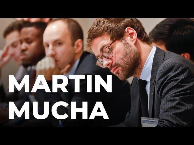 DEEP TALKS 50: Martin Mucha – Jeden z nejúspěšnějších českých podnikatelů v New Yorku