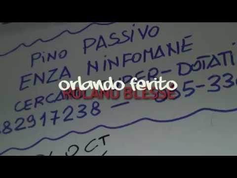 ORLANDO FERITO un film de Vincent Dieutre