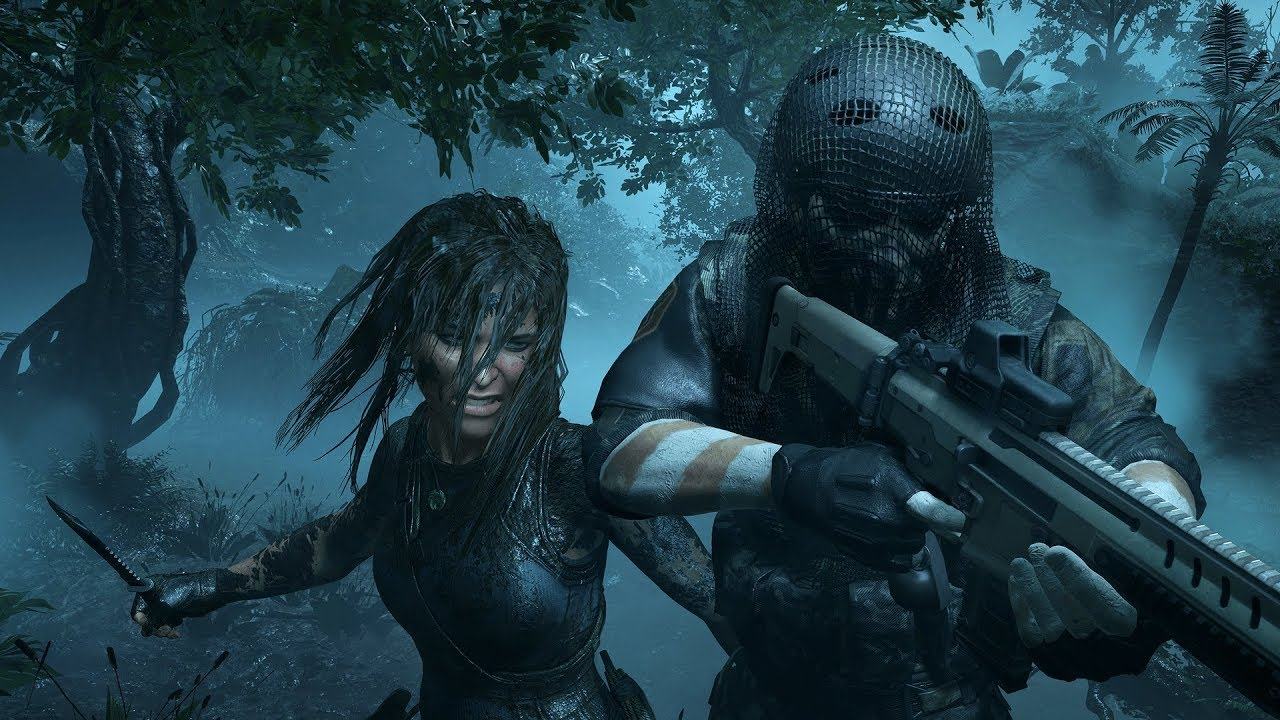 Shadow Of The Tomb Raider Takedowns System Requirements