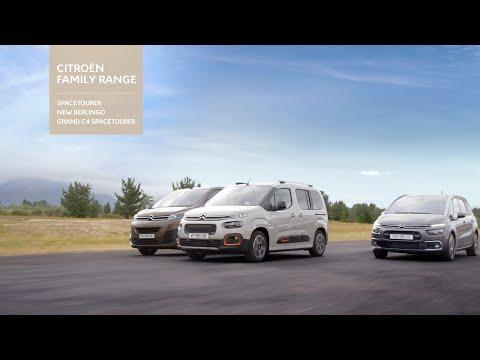 Citroen  Berlingo Минивен класса M - рекламное видео 2
