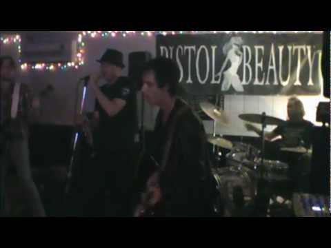 Pistol Beauty - Social Disease (Live at The Red Barn, Palm Desert Jan. 14th 2012 )