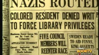 preview picture of video 'C-SPAN Cities Tour - Alexandria: Sit-In 1939'