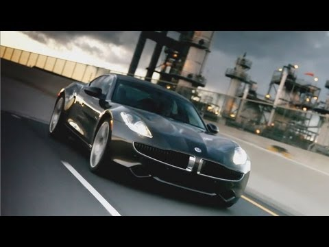 2012 Fisker Karma Electric Car Review