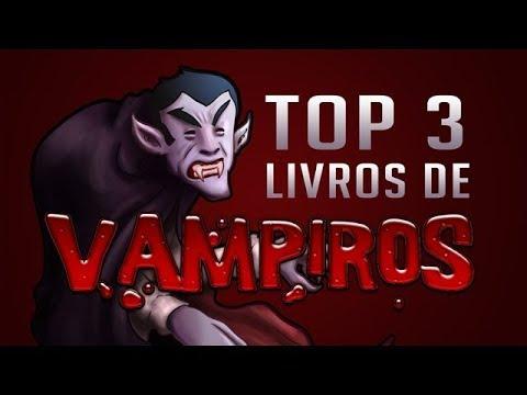 VAMPIROS: Top 3 indicações! [Torre dos Livros] | Heroicamente Episódio #08