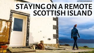 Staying In A Remote Scottish Lighthouse Cottage | Isle Of Skye