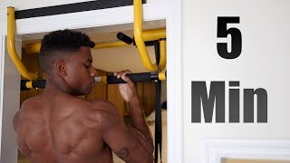 5 Min. Home Bicep Workout - FULL ROUTINE by Austin Dunham
