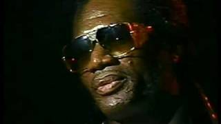 """BLACK ELVIS"" The KIng is back... and he's black. 1996 WBFF TV"