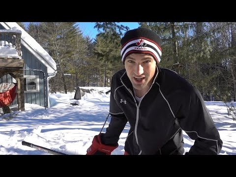 A Day in The Life + Mystery Pond Hockey Trip - Hockey VLOG 005