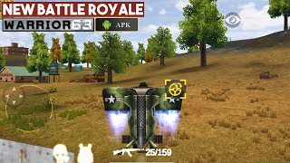 Battle Royale 3D Warrior 63 Gameplay Android