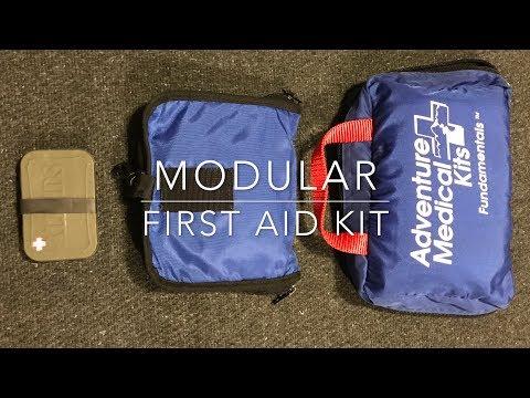Survival & Preparedness – Modular First Aid Kit