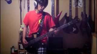 Akina Nakamori/TATTOO(Basscover)