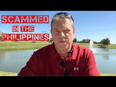 I Was Scammed in the Philippines