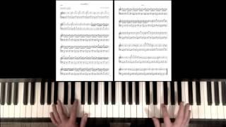Хатико. Hachiko. Goodbye [piano cover]