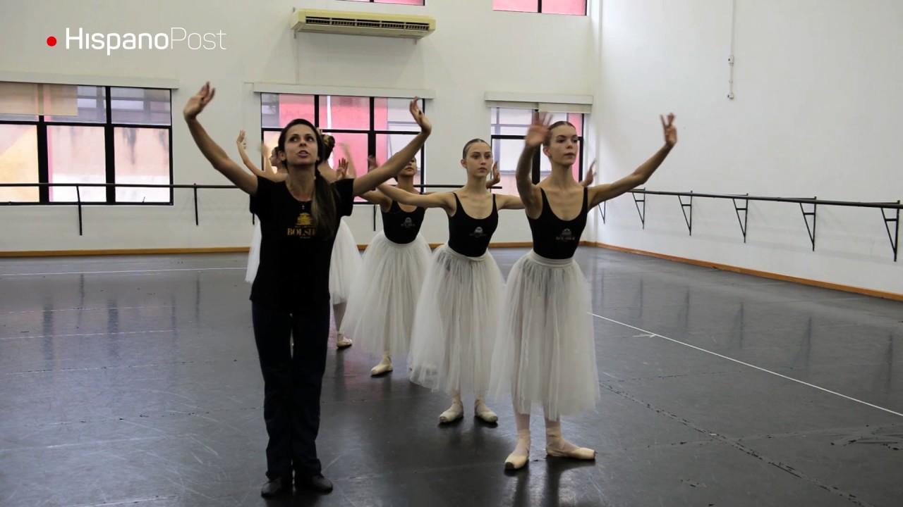 Teatro Bolshoi exporta bailarines desde Brasil