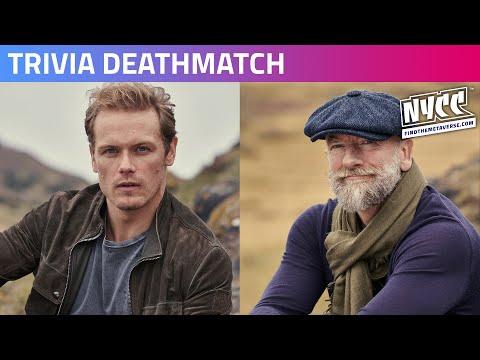 Sam Heughan vs. Graham McTavish Trivia Deathmatch