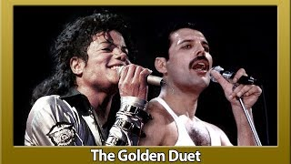 Freddie Mercury And Michael Jackson - There Must Be More To Life Than This (Video Clip)