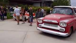 GoodGuys Colorado 2014 Parade of Cars part1